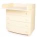 Комод-пеленатор Верес 900 ДСП (цвет: слоновая кость)