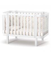 Кроватка Верес Монако (цвет: белый)