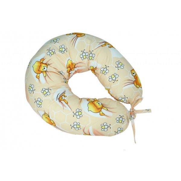 Подушка для кормления Veres Soft beige (165*70), арт. 301.02