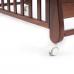 Кроватка Верес Соня ЛД18 (цвет: орех) ЕС (новый функционал)