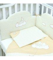 Сменный постельный комплект Верес Sleepyhead beige (3ед.)