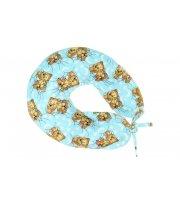 Подушка для кормления Veres Soft blue (165*70), арт. 301.01