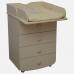Комод-пеленатор Верес 600 ДСП (цвет: слоновая кость)