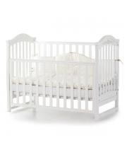 Кроватка Верес Соня ЛД3 (цвет: белый) ЕС (новый функционал)
