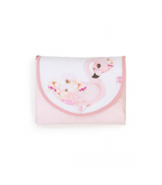 """Пеленальный матраc дорожный Верес """"Flamingo pink"""""""