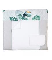 Пеленальный матрас Верес 72*80 Tropic baby