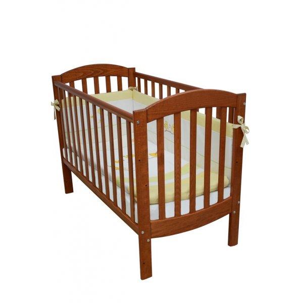 Детская кроватка Верес Соня ЛД10 ольха арт. 10.02