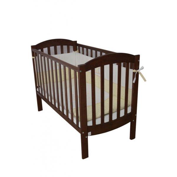 Детская кроватка Верес Соня ЛД10 орех эконом, арт. 10.03