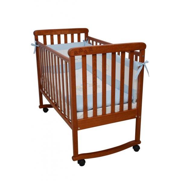 Детская кроватка Верес Соня ЛД12 Ольха Верес (без ящика)