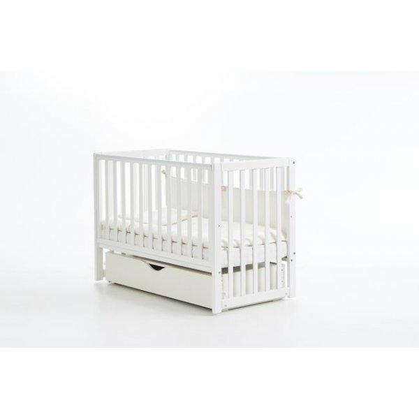 Детская кроватка Верес Соня ЛД13 белый, арт. 13.1.61.1.06