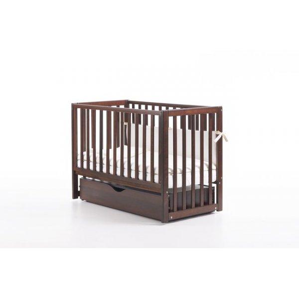 Детская кроватка Верес Соня ЛД13 орех