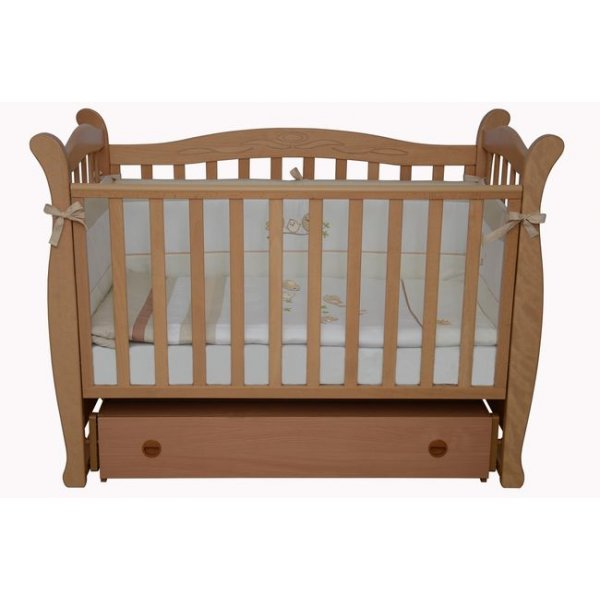 Детская кроватка Верес Соня ЛД15 бук