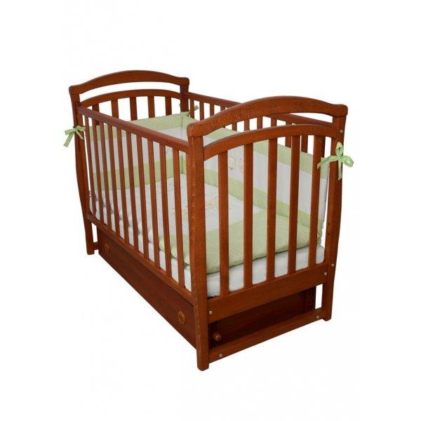 Детская кроватка Верес Соня ЛД6 ольха
