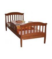 Детская кровать Верес Соня подростковая 1900x800 ольха, арт. 17.02