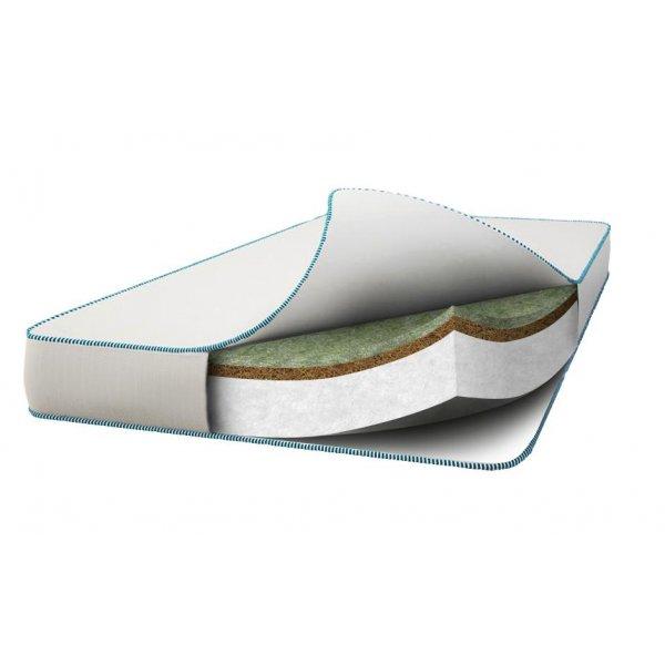 Матрас Veres Hollowfiber LUX (125*65*12), арт. 50.3.05