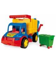 Большой игрушечный мусоровоз Гигант