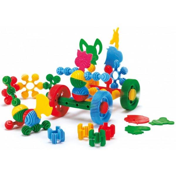 Конструктор Funny blocks 36 элементов