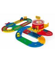 Kid Cars игрушечный вокзал с дорогой 5м
