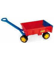 Детская игрушка-тележка