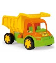 Большой игрушечный грузовик Гигант (без картона)