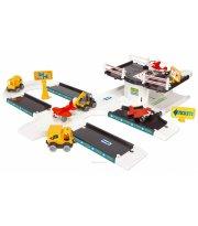 Игровой набор Kid Cars 3D— аэропорт