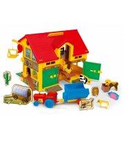 Детский домик-ферма