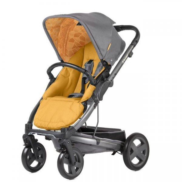 Прогулочная коляска X-lander X-Cite Sunny orange